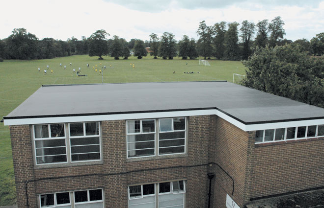 Flat Roofing Specialists Rubberbond The Ultimate Flat
